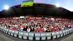 Samtlige 27 000 billetter til Norges kamp mot Malta er solgt. Bilde: John Christian Fjellestad